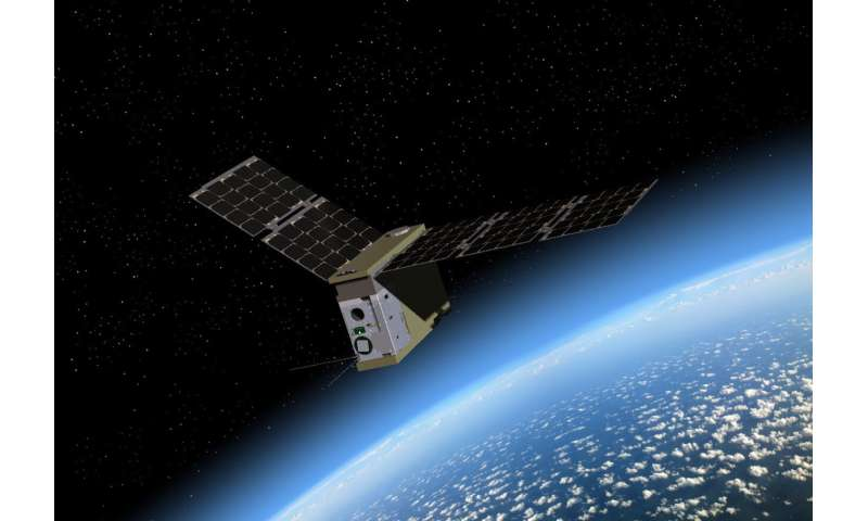 Small, nimble CSU satellite has surpassed a year in space