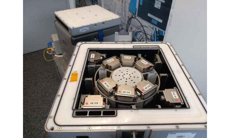 Space mining kits blast off for tests in orbit