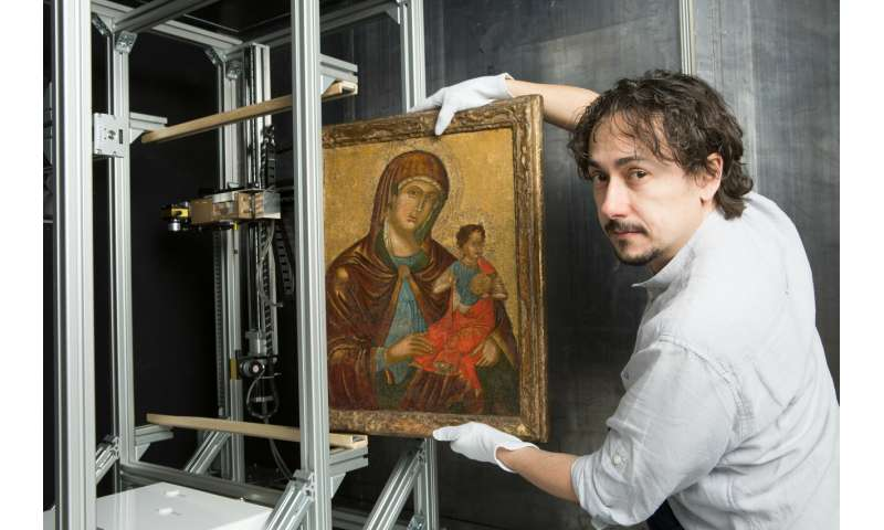 Space radiation detector can help to spot fake masterpieces