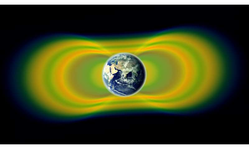 Space weather causes years of radiation damage to satellites using electric propulsion