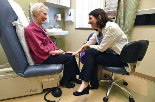 Special evaluations can help seniors cope with cancer care