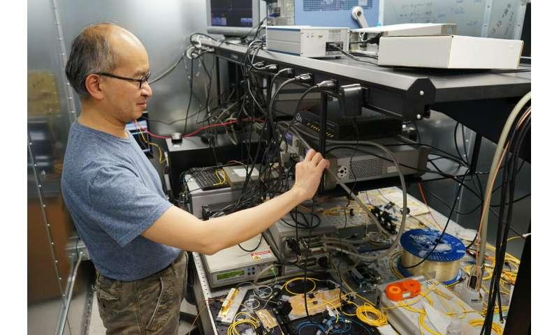 Speed of light: Toward a future quantum internet