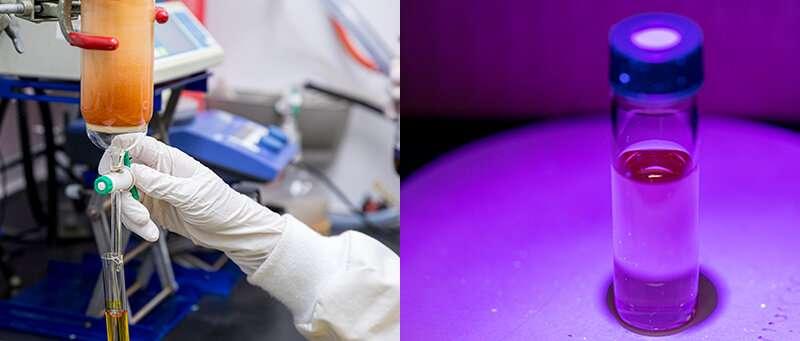 Stabilizing ligands make nanoclusters brighter