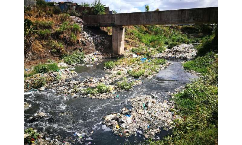 Study calls for improved sanitation and the environmental management of pharmaceuticals