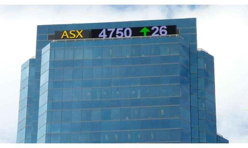 Study exposes insider trading on Australian stock market