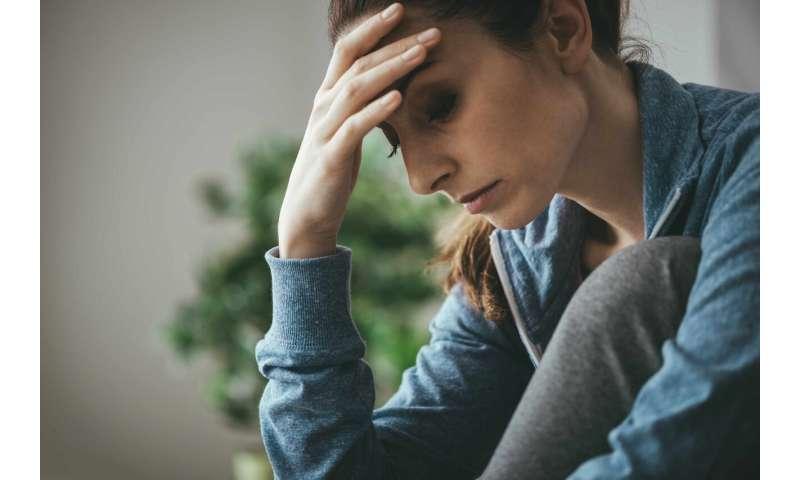 Study finds women at greater risk of depression, anxiety after hysterectomy