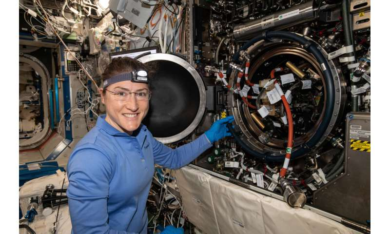 Studying flames in microgravity is helping make combustion on Earth cleaner, and space safer