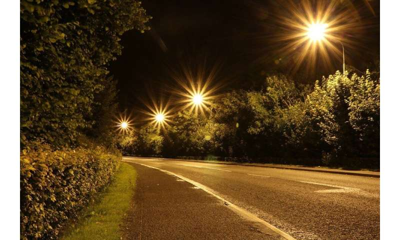 Study questions current regulations on light pollution and calls for paradigm shift