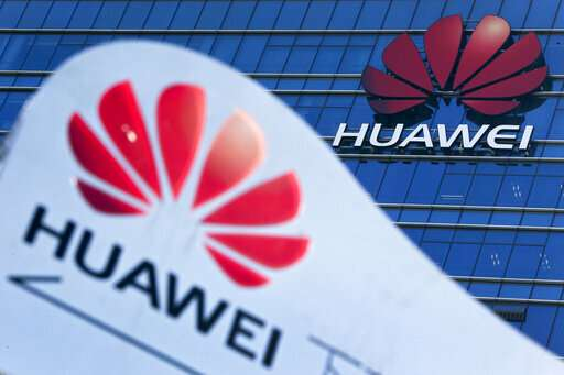 Tappy the robot is behind part of charges against Huawei