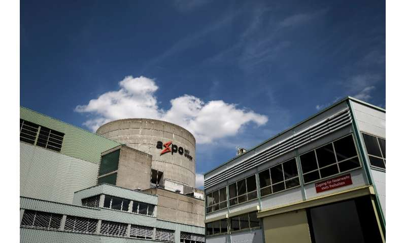 The Beznau plant is a touchstone of the heated debate about nuclear safety in Switzerland