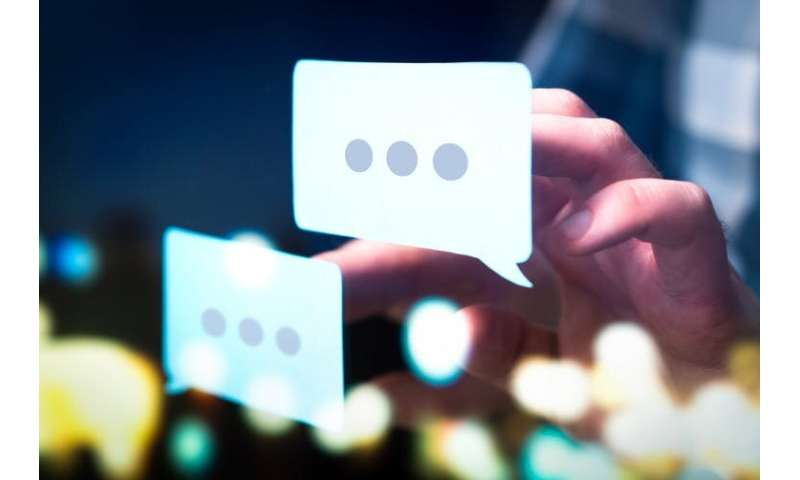 The dying art of conversation – has technology killed our ability to talk face-to-face?