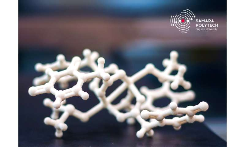 The first metal-organic coordination polymers were synthesized at the Samara Polytech
