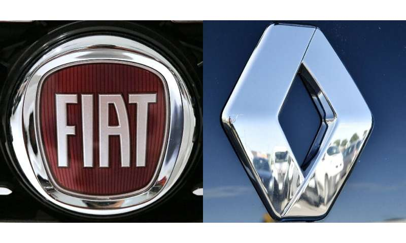"""The proposed tie-up between Fiat Chrysler and Renault has been presented as a """"merger of equals"""""""