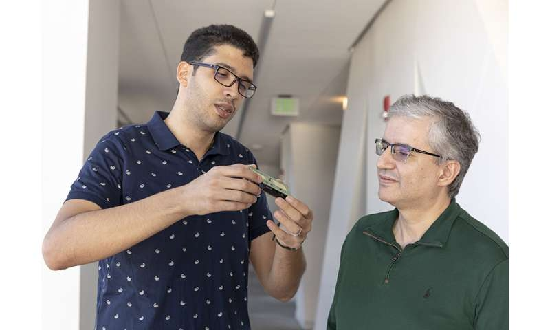 Tiny, fast, accurate technology on the radar