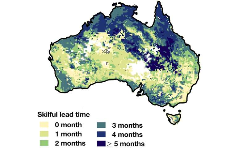 To predict droughts, don't look at the skies. Look in the soil... from space