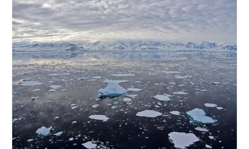 Tourist numbers to Antarctica are expected to jump by 40 percent this season compared to last year