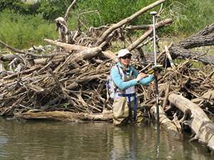 Trout habitat improvements also benefit nongame native fish