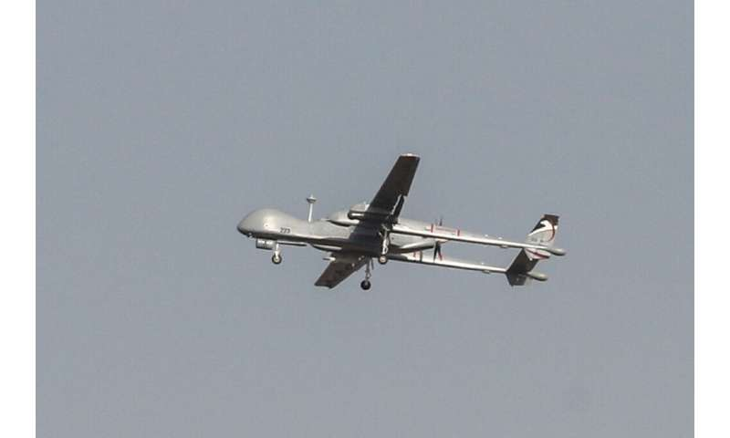 Unmanned aerial vehicles (UAVs) are used daily by Israel's military in and around its borders