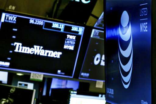 US appeals court clears AT&T's $81B purchase of Time Warner