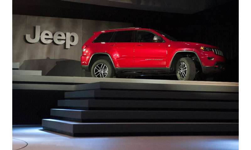 US authorities say Fiat Chrysler engineers calibrated software in Ram and Jeep diesel vehicles to evade emissions test