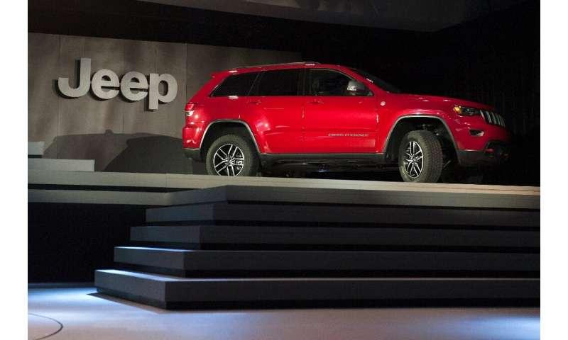 Les autorités américaines affirment que les ingénieurs de Fiat Chrysler ont étalonné les logiciels des véhicules diesel Ram et Jeep afin d'éviter les tests d'émissions