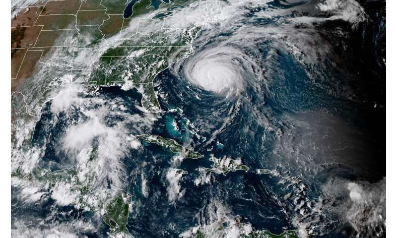US infrastructure unprepared for increasing frequency of extreme storms