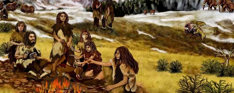 Using computer simulations to discover where Neanderthals lived