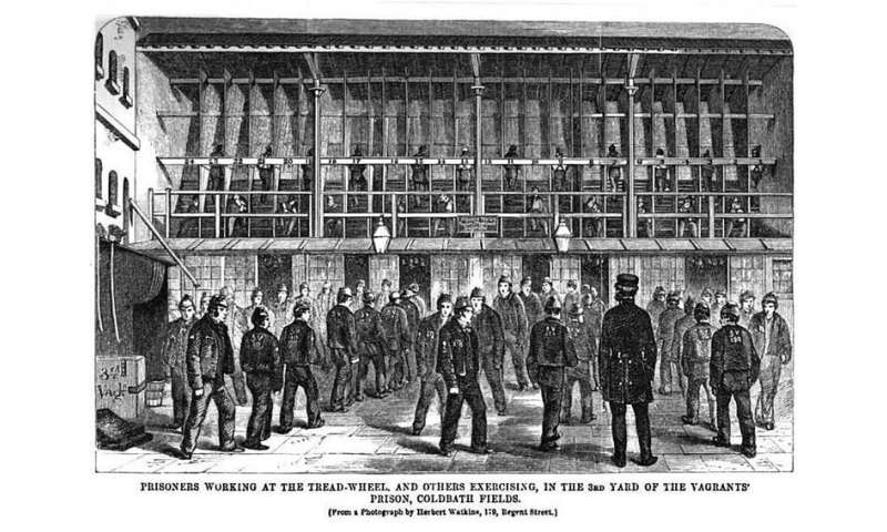 Victorian convicts were fed a surprisingly sustaining diet