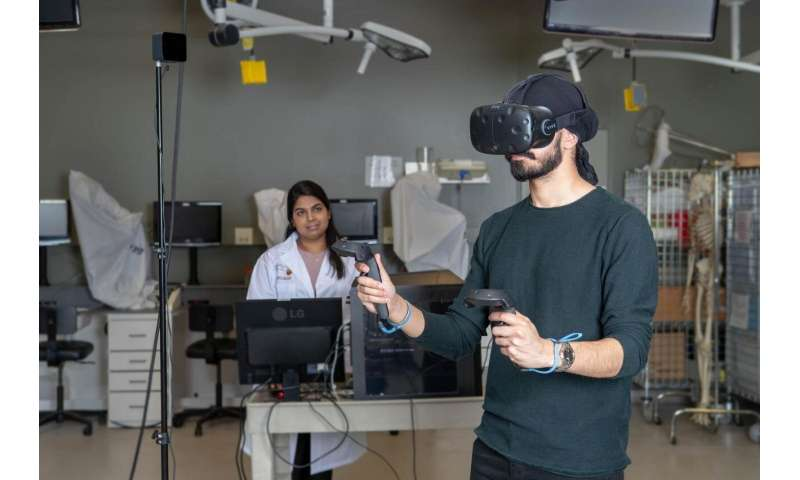 Virtual and mixed reality inferior to traditional learning in anatomy education