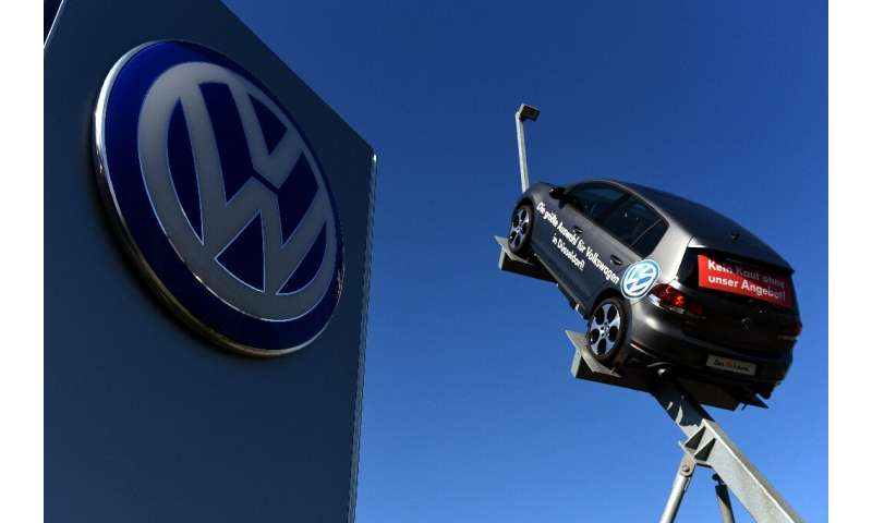 Volkswagen admitted in 2015 to installing software designed to reduce emissions during lab tests in 11 million diesel engines wo