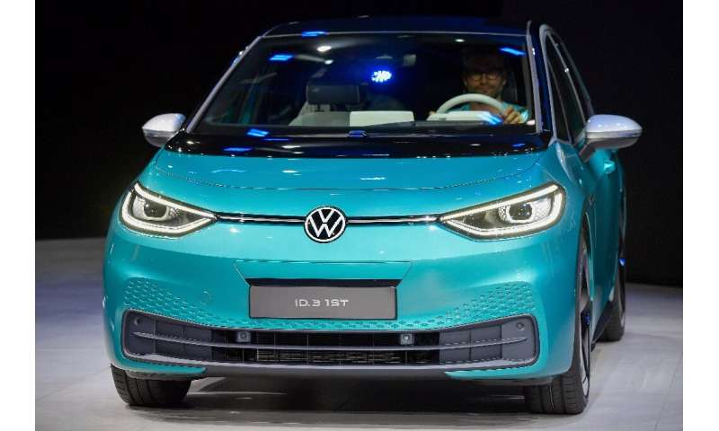 Volkswagen's ID 3 electric car is a big bet on the future of auto trends, as VW has invested tens of billions of euros in a broa