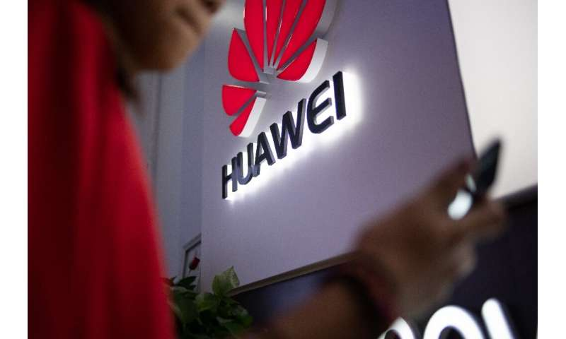 Washington has cited security concerns in seeking to prevent Chinese telecoms giant Huawei from doing business with US companies