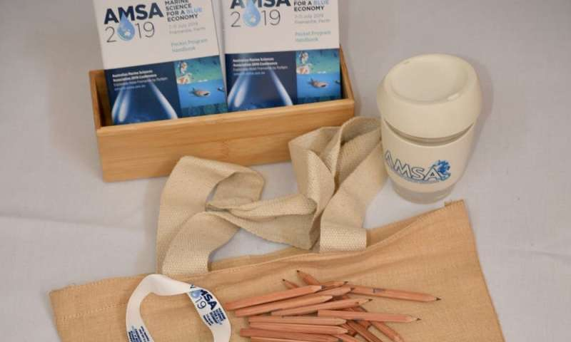 We organised a conference for 570 people without using plastic. Here's how it went