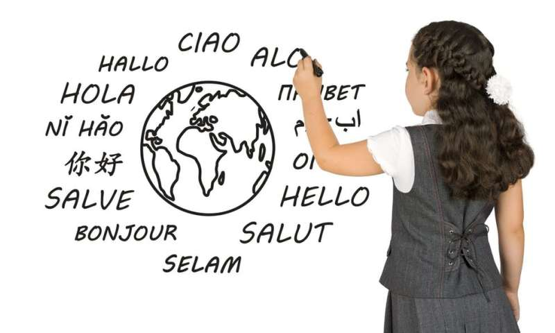 What's the best way to teach children a second language? New research produces surprising results