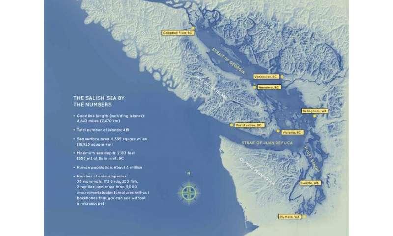 Where on Earth is the Salish Sea?