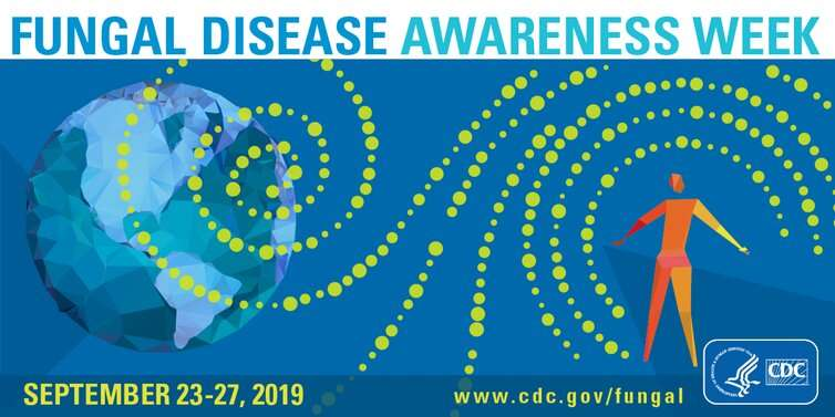 Why does the CDC want us to 'Think Fungus'?