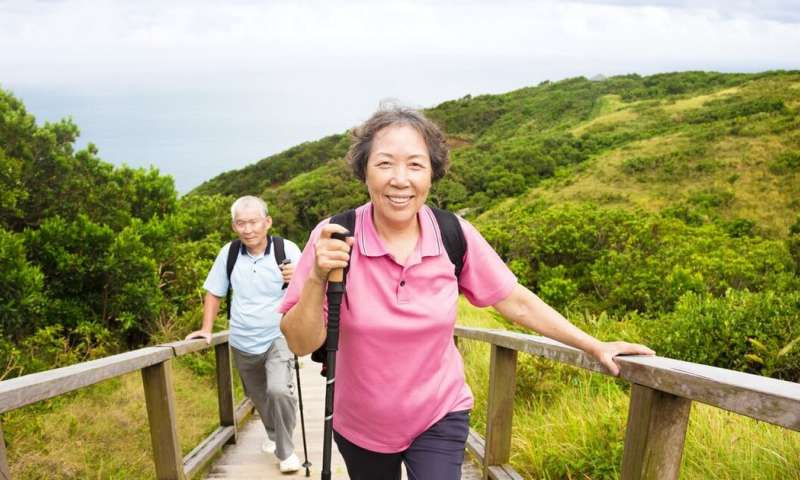 Why exercise is so important as you age
