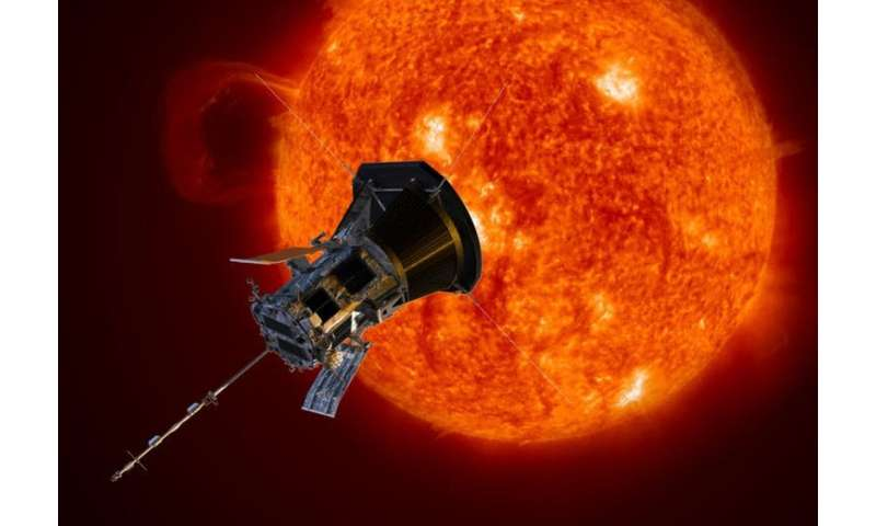 Why is the sun's atmosphere so hot? Spacecraft starts to unravel our star's mysteries