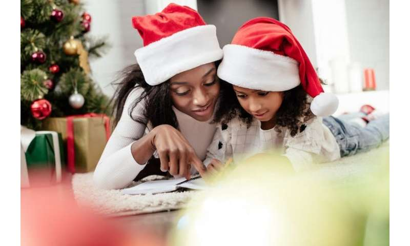 Why it's OK for kids to believe in Santa