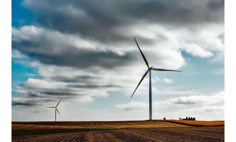 éolienne  Une nouvelle évaluation révèle que le discours de l'UE sur la décarbonisation de l'électricité doit être remanié 1 windturbine
