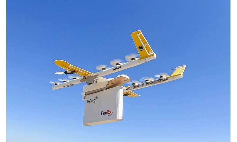 Wing, the drone delivery unit of Google parent Alphabet, will start making deliveries in a pilot project in Virginia