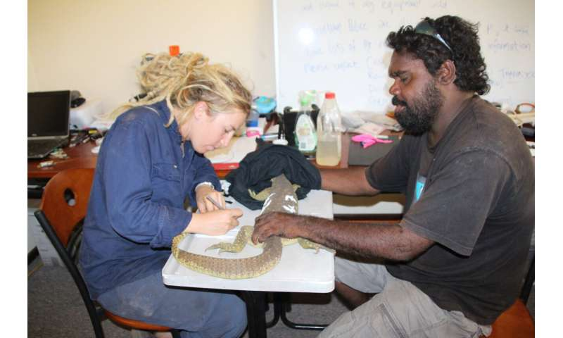 World-first study shows Indigenous skills vital to conservation research outcomes