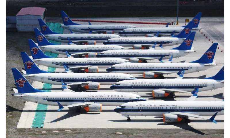 Boeing 737 Max 8 planes have been grounded across the world