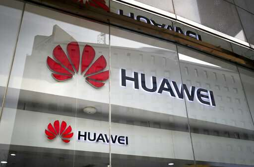 China's Huawei set to unveil 5G phone with folding screen