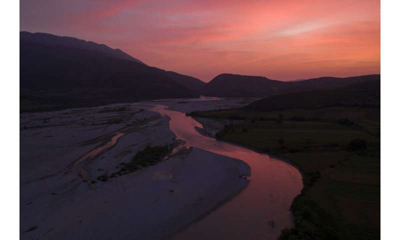 One of Europe's last wild rivers is in danger of being tamed