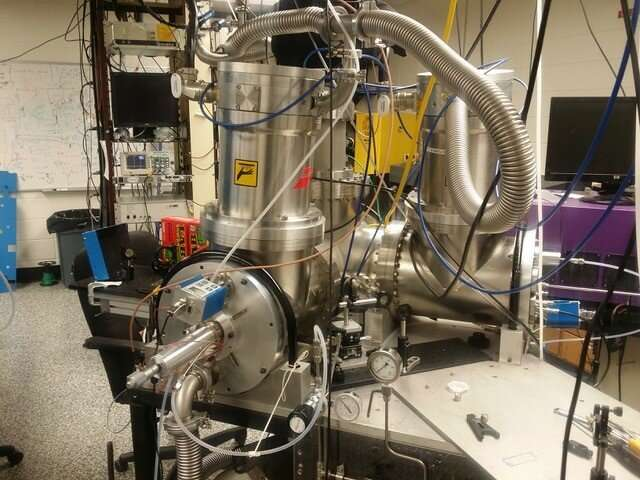 Researchers discover molecules 'spin flip' from magnetic to non-magnetic forms dynamically