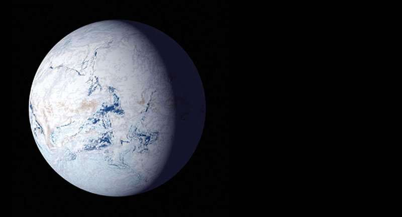 Study suggests frozen Earthlike planets could support life
