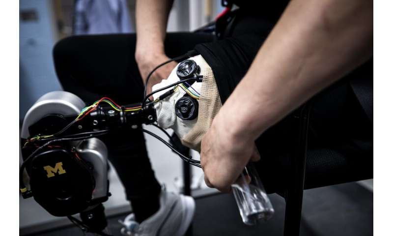 First-of-its-kind platform aims to rapidly advance prosthetics