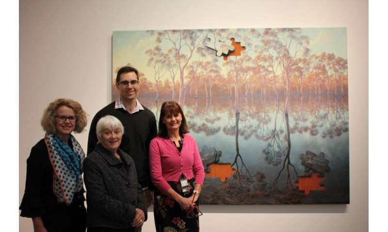 Getting to the 'art' of dementia: UC researchers highlight benefits of art intervention