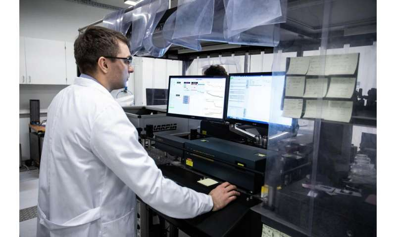 Lithuanian scientists' research may contribute to a better diagnosis of cancer
